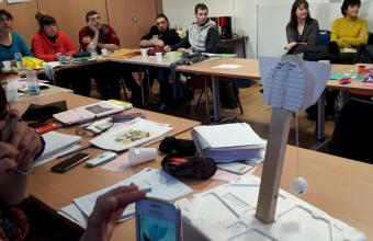Formations d'animateurs des temps périscolaires - Module Risk'investigation