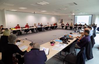 Réunion interministérielle des Coordonnateurs Académiques Risques Majeurs