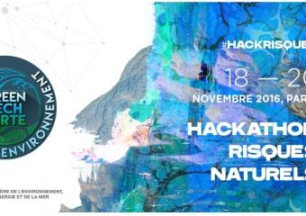Hackathon sur les risques naturels