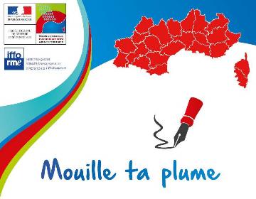 Mouille ta plume - Editions méditerranéennes
