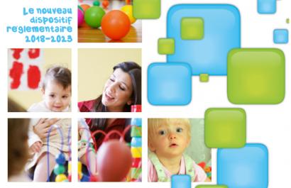 Brochure « La surveillance de la qualité de l'air intérieur dans les lieux accueillant des enfants »
